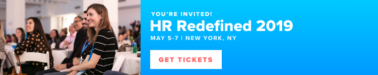 HR Redefined - Buy Your Tickets Today!