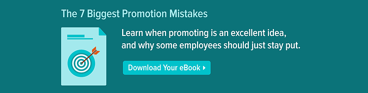 The 7 Biggest Promotion Mistakes