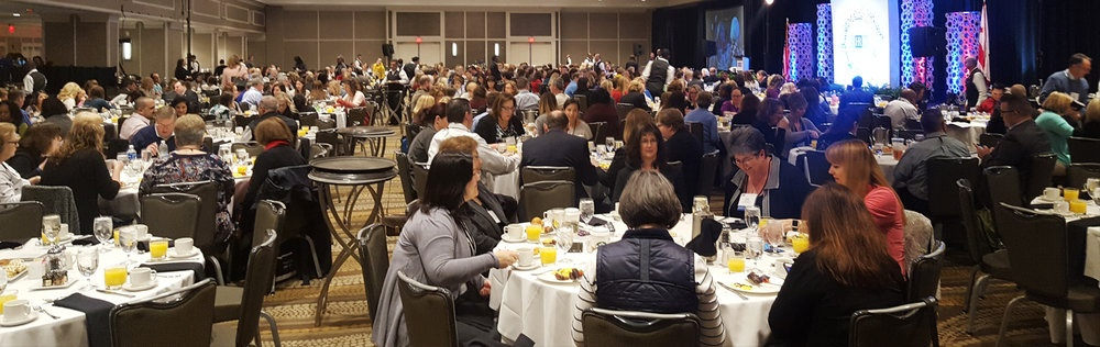 Hundreds of SHRM members and legal professionals attended the three day conference.