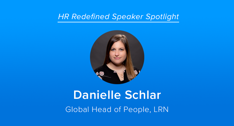 Meet HR Redefined Speaker Danielle Schlar