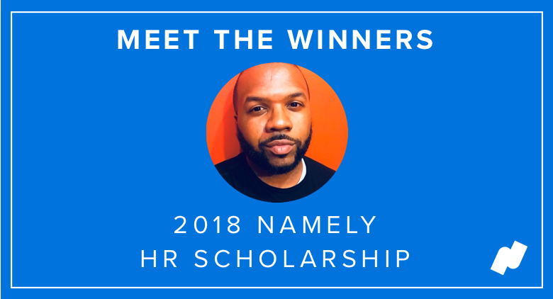 Meet Namely's 2018 HR Scholarship Winners: William Sanders