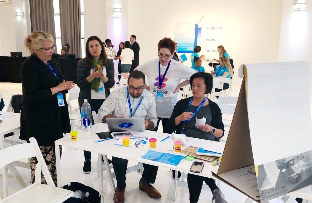 'Redefine Live' Competition Helps Solve HR Challenges