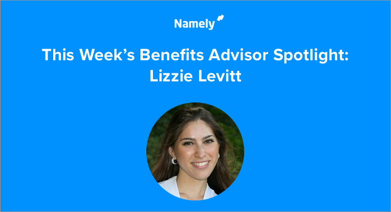 Managed Benefits in Real Life: Lizzie Levitt