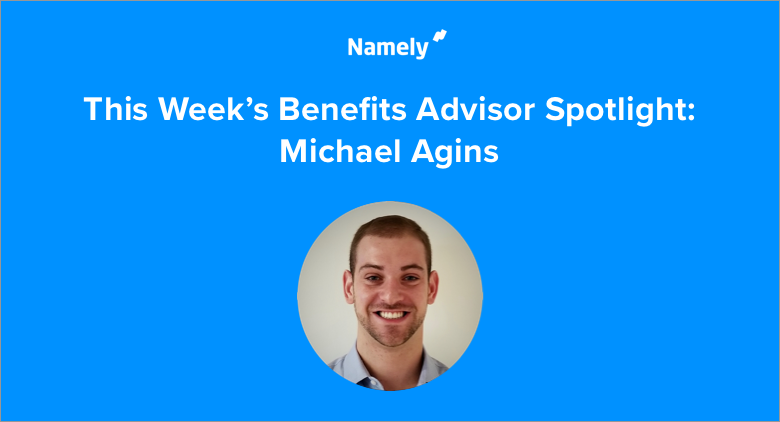 Managed Benefits in Real Life: Michael Agins