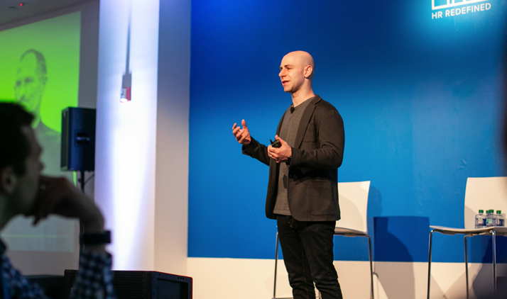 5 HR Lessons from Namely Advisor Adam Grant
