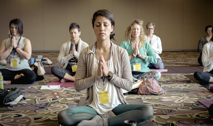 How to Start an Office Meditation Program