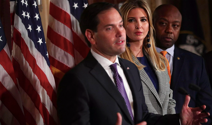 Ivanka Trump, Marco Rubio Pitch Paid Family Leave