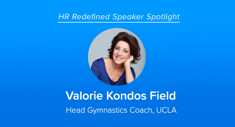 What Gymnastics Coach 'Miss Val' Can Teach HR